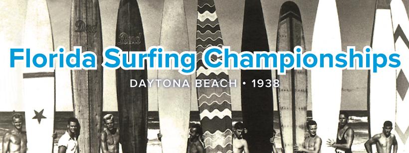 Daytona Beach, 1938: Florida Surfing Championships