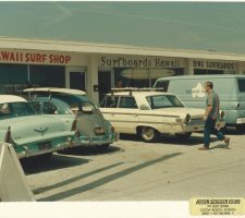 Surfboards Hawaii Surf Shop 1968