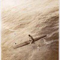 Pensacola Beach, 1941.